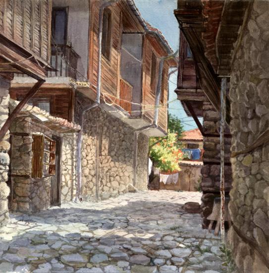 Улица Эмона